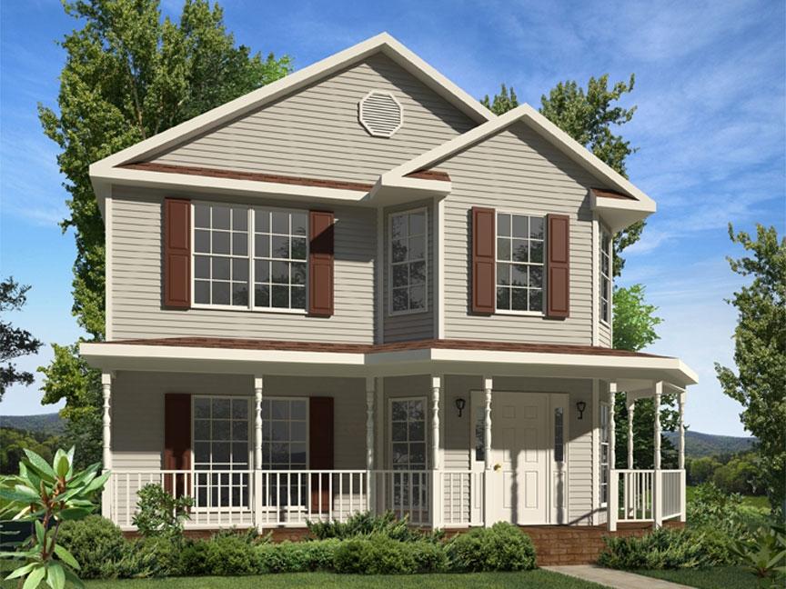 Monroe pro 39 s edge quality homes for Custom modular homes washington