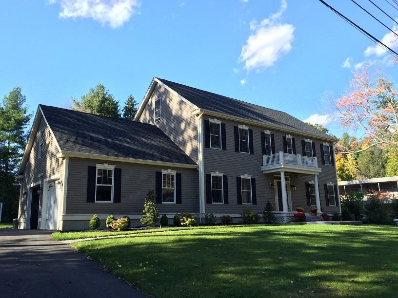 Exterior gallery pro 39 s edge quality homes - Quality home exteriors ...